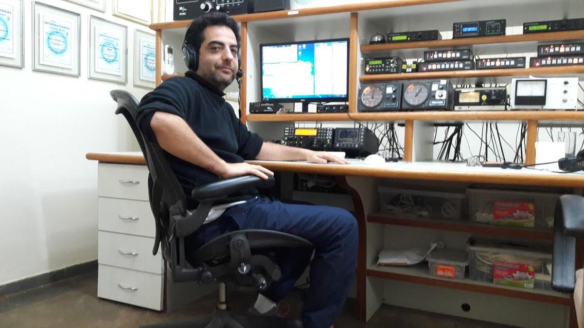 PY2KC Rodrigo Isola