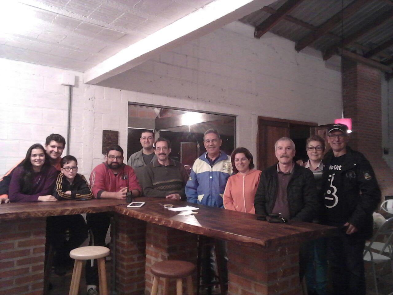 PY3UR_União_Santacatarinense_de_Radioamadores_-_Galpão_Station